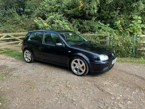 2000 Vw golf mk4 v6 4motion For Sale