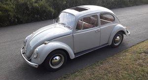 1965 RHD VW Volkswagen Beetle Deluxe