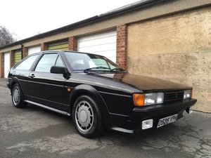 1987 VW Scirocco GTX NO RESERVE at ACA 25th January 2020