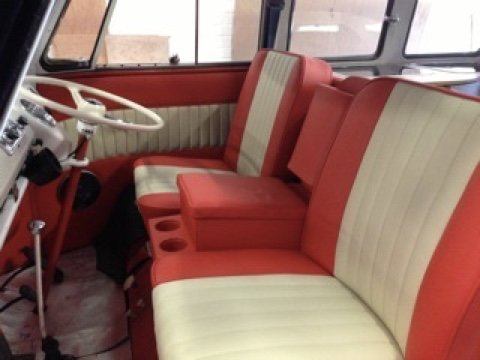 1964 21 Window Samba - price reduced! For Sale (picture 3 of 4)