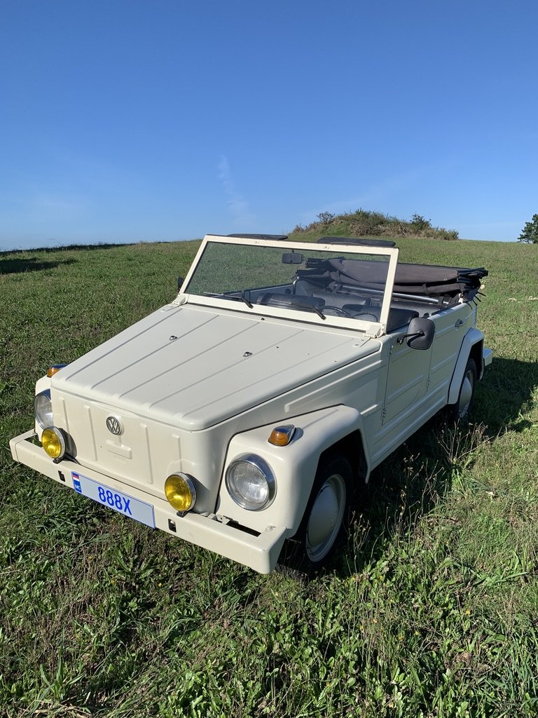 1973 Volkswagen kubel/thing vw 181 convertible For Sale (picture 2 of 4)