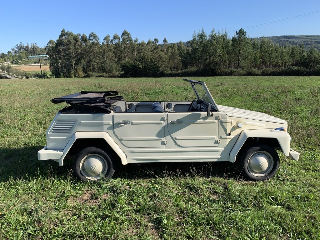 1973 Volkswagen kubel/thing vw 181 convertible For Sale (picture 3 of 4)