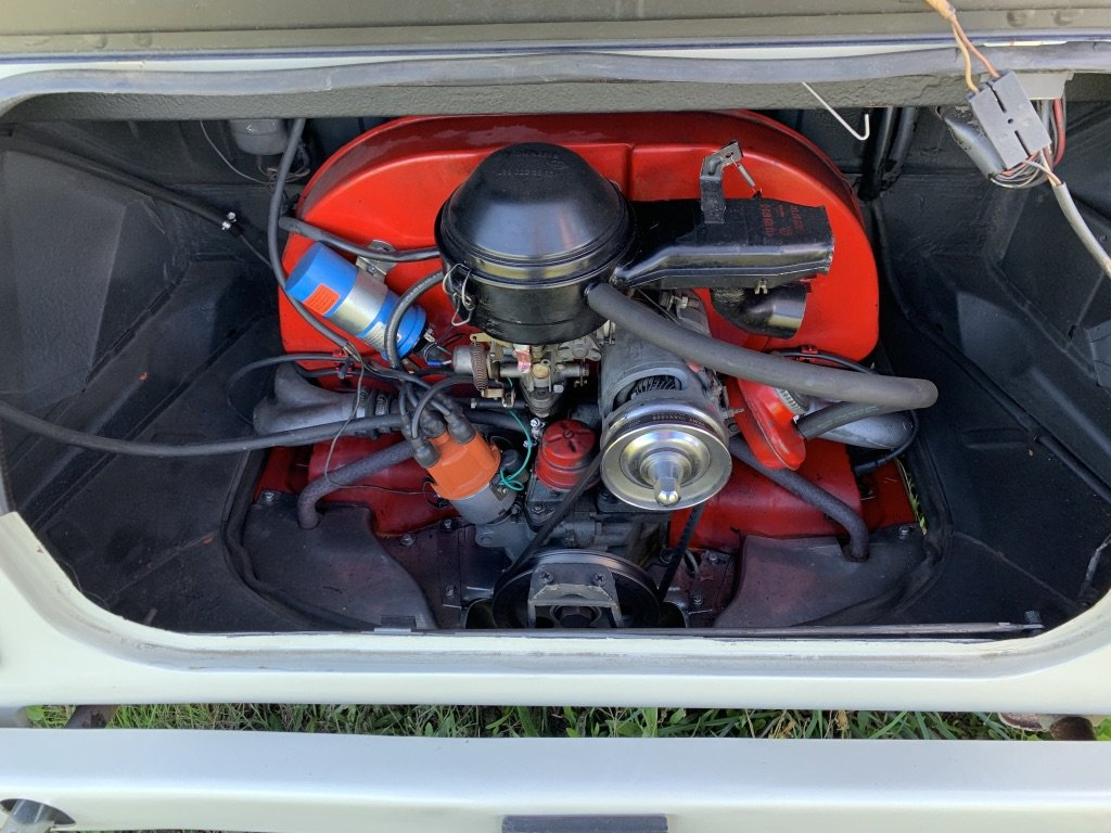 1973 Volkswagen kubel/thing vw 181 convertible For Sale (picture 4 of 4)