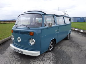 Fully Restored 1974 Volkswagen Type 2 T2B Kombi