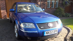 2002 Passat W8 For Sale