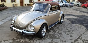 1976 VW Beetle Cabrio in nice original condition For Sale