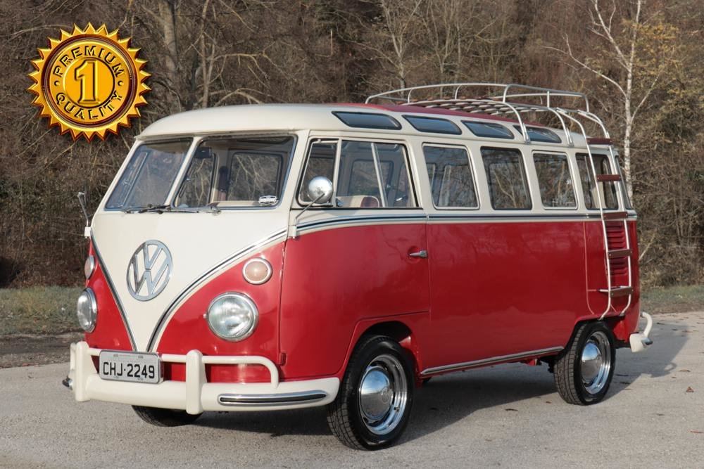 1970 Volkswagen T1 Sunroof Bus Frame Off Restoration For Sale (picture 1 of 6)
