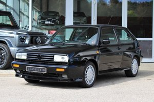 1990 Volkswagen Golf II Rallye Syncro G60  SOLD by Auction
