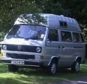 1989 VW T25 Holdsworth Vision conversion For Sale