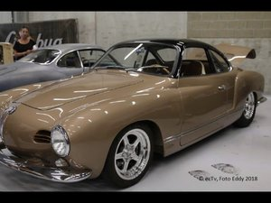 1957 show winning custom Karmann Ghia