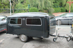 1965 VW Westfalia Vintage Teardrop Trailer 1960/70's For Sale