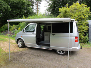 2006 T5 Campervan Low mileage For Sale