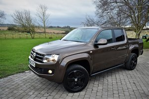 2012 VW Amarok DC TDI HIGHLINE 4MOTION SOLD