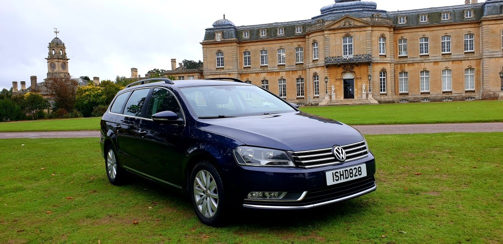 LHD 2014 Volkswagen Passat 1.6TDI Bluemotion LEFT HAND DRIVE For Sale (picture 1 of 6)