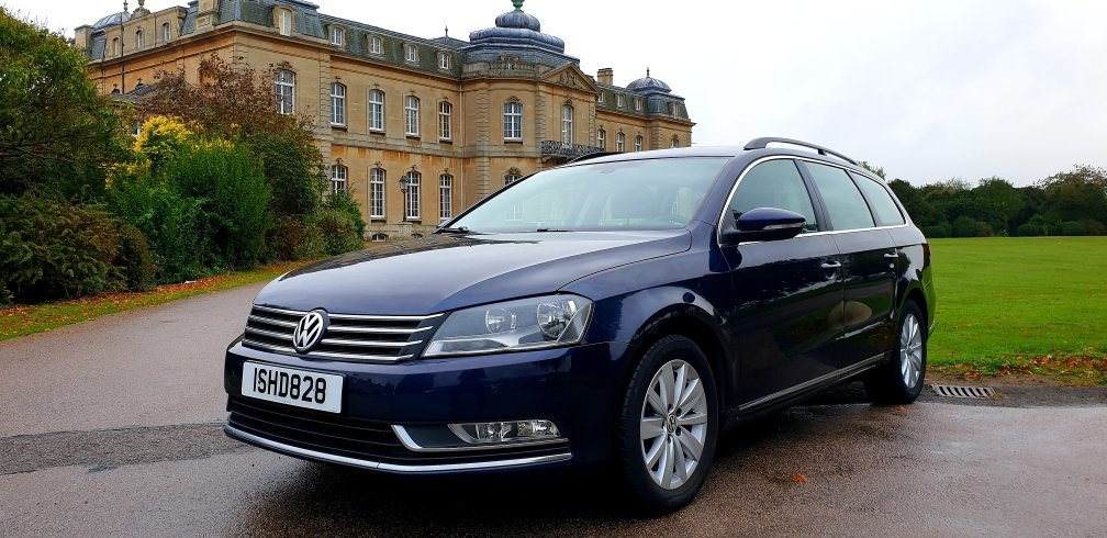 LHD 2014 Volkswagen Passat 1.6TDI Bluemotion LEFT HAND DRIVE For Sale (picture 2 of 6)