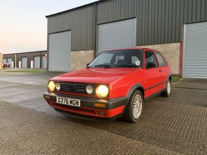 1989 Volkswagen MK2 Golf GTI 3 Door For Sale