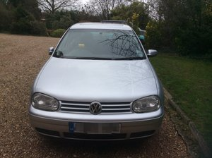 2003 Golf GTI  Excellent low mileage