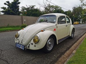 1965 VW Beetle done in a tasteful Cal look. For Sale