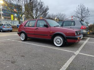 1989 VW GOLF MK2 1.3  For Sale