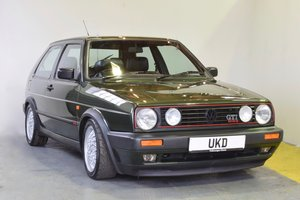 1991 DEPOSIT TAKEN - VW GOLF MK2 GTI 16V OAK GREEN 3DR