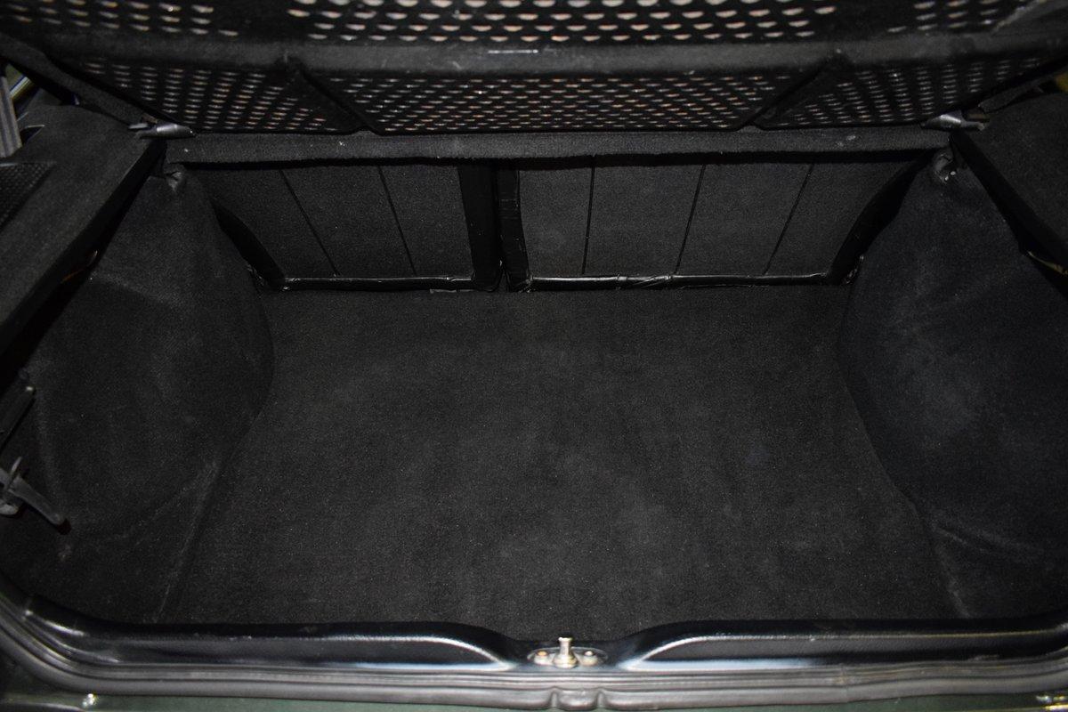 VW GOLF MK2 GTI 16V OAK GREEN 3DR 1991 SOLD (picture 9 of 15)