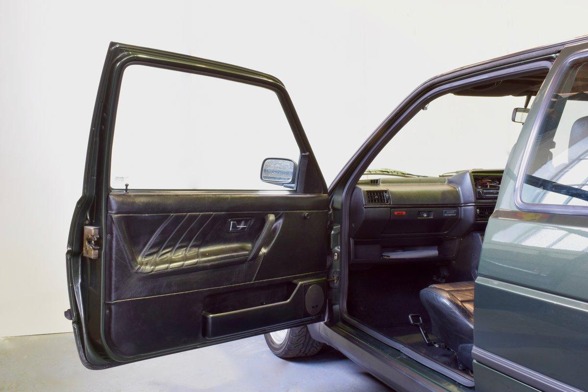 VW GOLF MK2 GTI 16V OAK GREEN 3DR 1991 SOLD (picture 10 of 15)