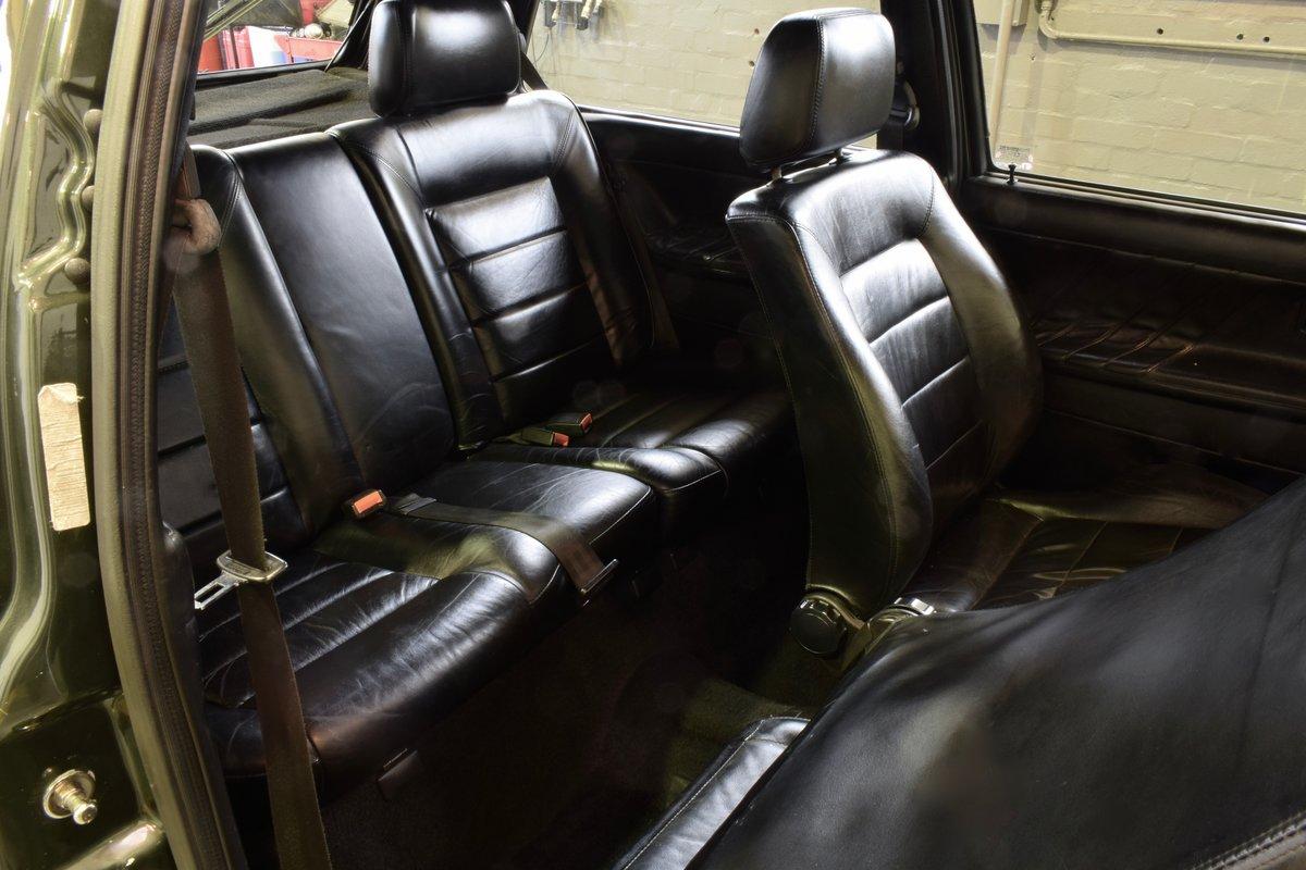 VW GOLF MK2 GTI 16V OAK GREEN 3DR 1991 SOLD (picture 12 of 15)