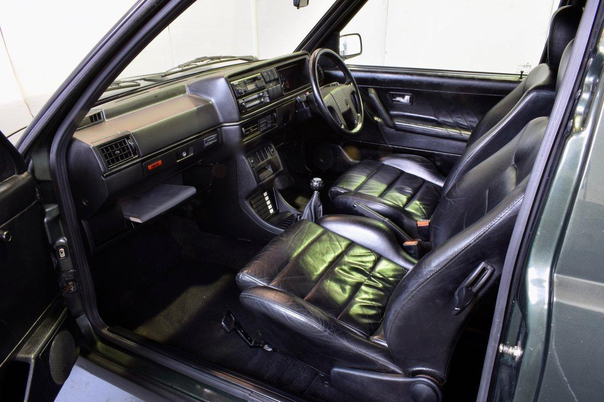 VW GOLF MK2 GTI 16V OAK GREEN 3DR 1991 SOLD (picture 14 of 15)