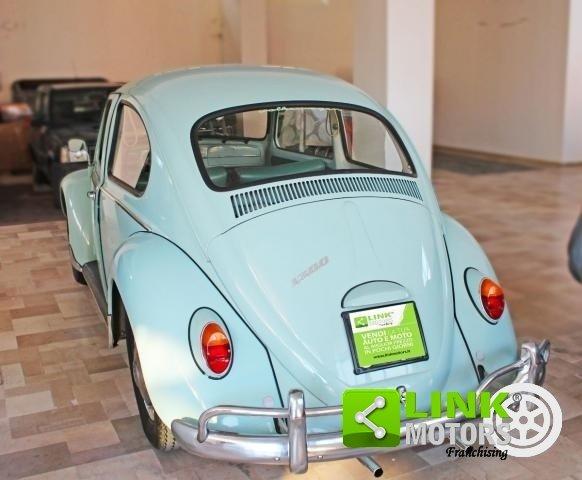 1966 Volkswagen Maggiolino For Sale (picture 3 of 6)
