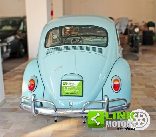 1966 Volkswagen Maggiolino For Sale (picture 4 of 6)