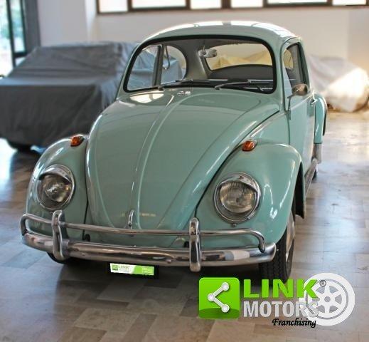 1966 Volkswagen Maggiolino For Sale (picture 5 of 6)