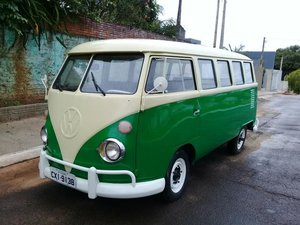 1974 VW T1 split window bus