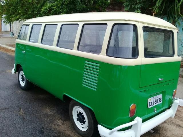 1974 VW T1 split window bus For Sale (picture 2 of 6)