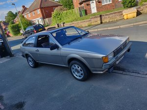 1985 Vw scirocco gt mk2 For Sale
