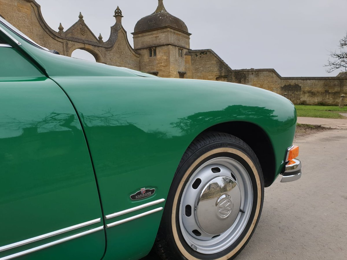1974 VW Karmann Ghia LHD at ACA 25th January  For Sale (picture 4 of 6)