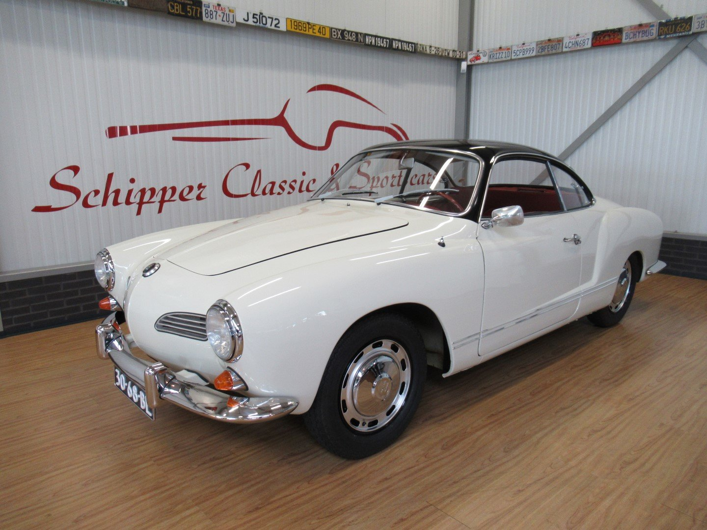 1966 Volkswagen Karmann Ghia type14 Pigalle Special edition!! For Sale (picture 1 of 6)