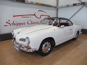 Picture of 1966 Volkswagen Karmann Ghia type14 Pigalle Special edition!!