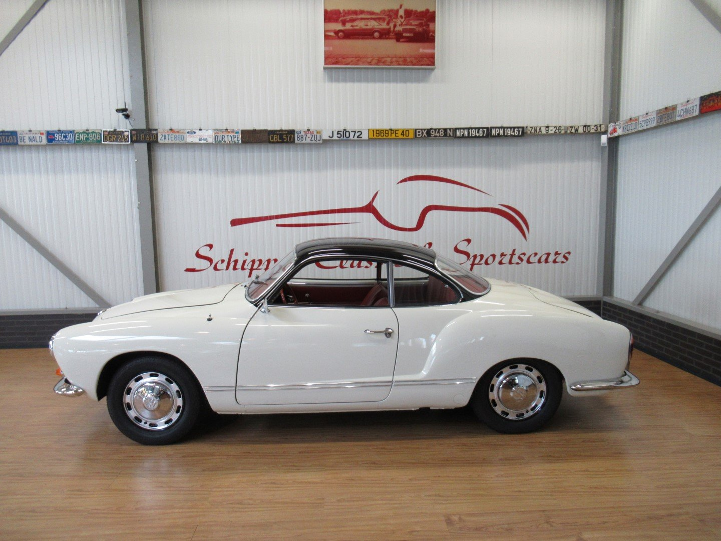 1966 Volkswagen Karmann Ghia type14 Pigalle Special edition!! For Sale (picture 2 of 6)