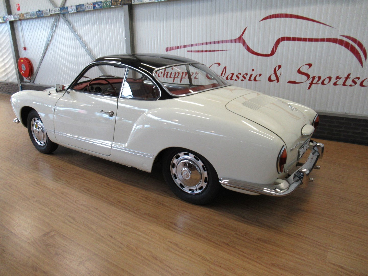 1966 Volkswagen Karmann Ghia type14 Pigalle Special edition!! For Sale (picture 3 of 6)