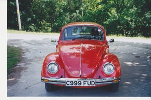 1985 VW Beetle in immaculate original condition For Sale