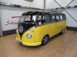 1965 Volkswagen T1 Splitwindow Bus Special Custom For Sale