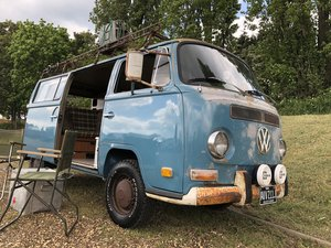 1971 VW Microbus T2 Camper LHD For Sale