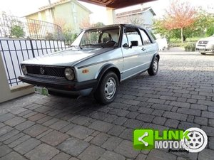 1983 Volkswagen Golf Cabrio 1100 GL For Sale