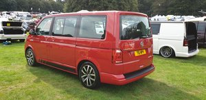 2016 Vw Caravelle T6 For Sale