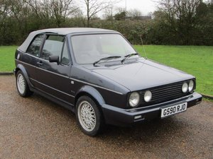 1989 VW Golf 1.8 Clipper Cab Auto at ACA 25th January