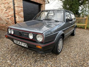 1985 VW Golf 1.8 GTi 8v MKII at ACA  For Sale