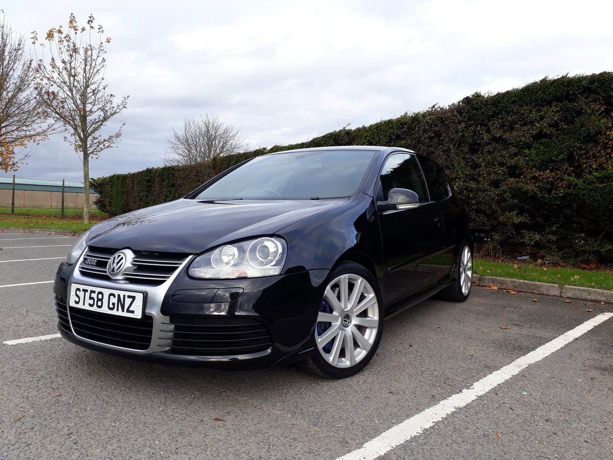 2009 MK5 Golf R32 SOLD (picture 1 of 6)