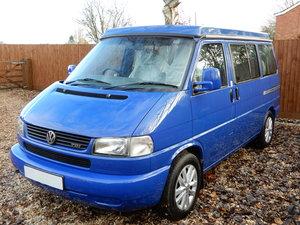 2003 Volkswagen T4 Bilbo's Breakaway AUTOMATIC