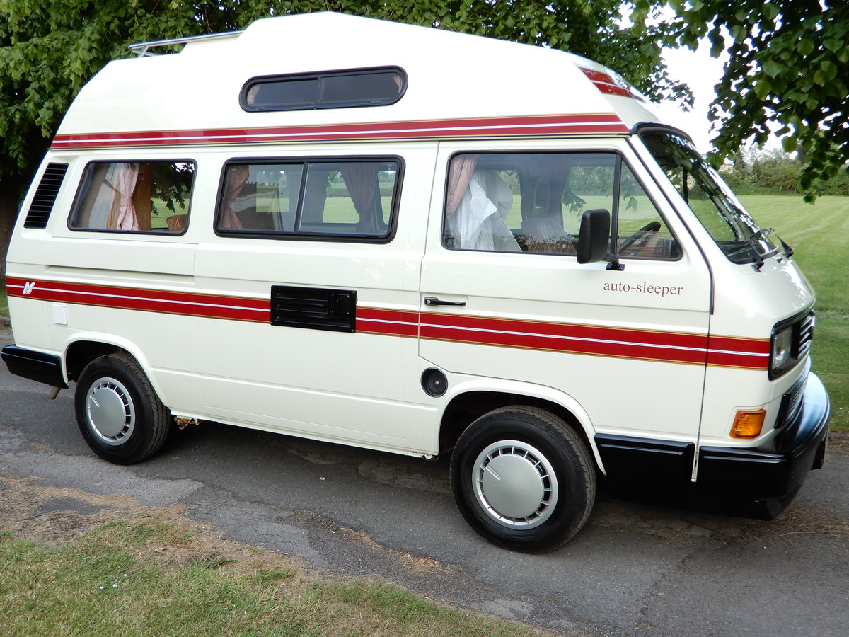 1989 Volkswagen Autosleeper Trident For Sale (picture 1 of 6)