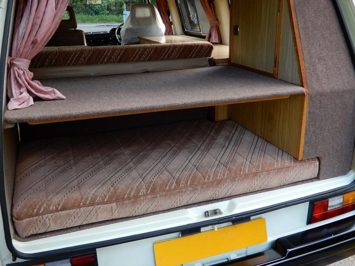 1989 Volkswagen Autosleeper Trident For Sale (picture 6 of 6)